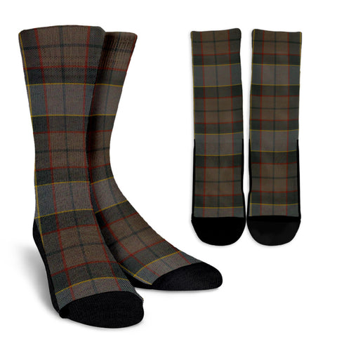 Outlander Fraser clans, Tartan Crew Socks, Tartan Socks, Scotland socks, scottish socks, christmas socks, xmas socks, gift socks, clan socks