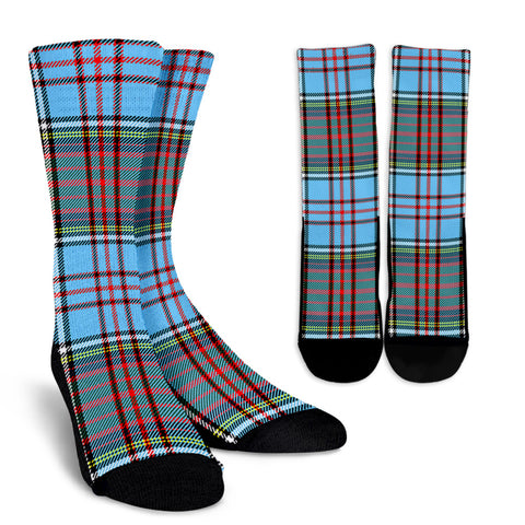 Anderson Ancient clans, Tartan Crew Socks, Tartan Socks, Scotland socks, scottish socks, christmas socks, xmas socks, gift socks, clan socks