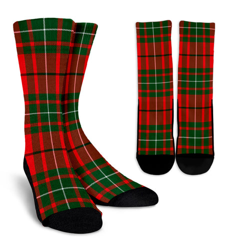 MacAulay Modern clans, Tartan Crew Socks, Tartan Socks, Scotland socks, scottish socks, christmas socks, xmas socks, gift socks, clan socks