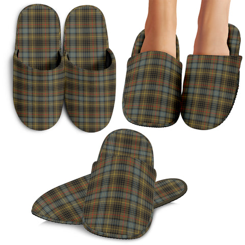 Stewart Hunting Weathered, Tartan Slippers, Scotland Slippers, Scots Tartan, Scottish Slippers, Slippers For Men, Slippers For Women, Slippers For Kid, Slippers For xmas, For Winter