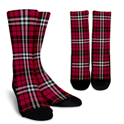Little clans, Tartan Crew Socks, Tartan Socks, Scotland socks, scottish socks, christmas socks, xmas socks, gift socks, clan socks