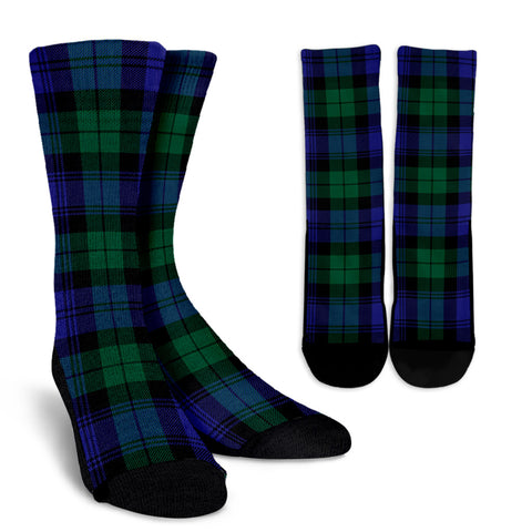 Blackwatch Modern clans, Tartan Crew Socks, Tartan Socks, Scotland socks, scottish socks, christmas socks, xmas socks, gift socks, clan socks