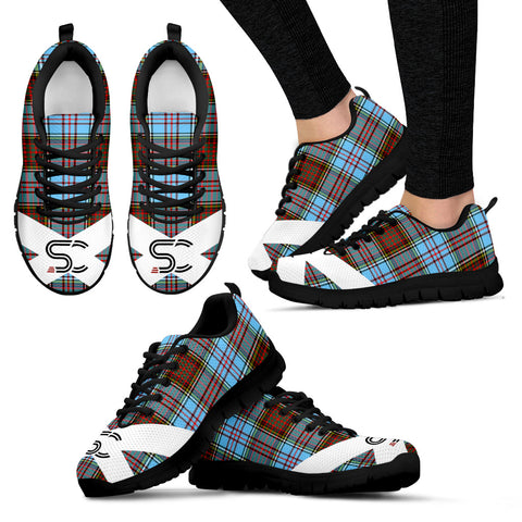 SC™ - Anderson Ancient Tartan Sneakers TH8