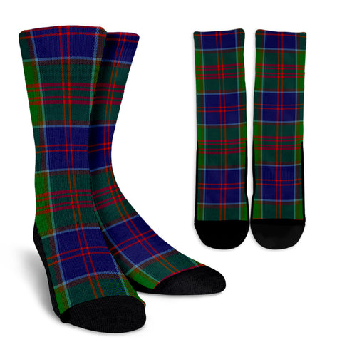 Stewart of Appin Hunting Modern clans, Tartan Crew Socks, Tartan Socks, Scotland socks, scottish socks, christmas socks, xmas socks, gift socks, clan socks