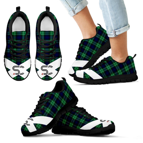 Image of SC™ - Abercrombie Tartan Sneakers TH8