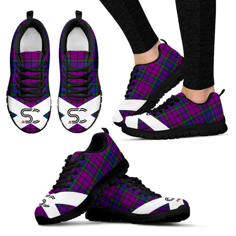 SC™ - Wardlaw Modern Tartan Sneakers TH8
