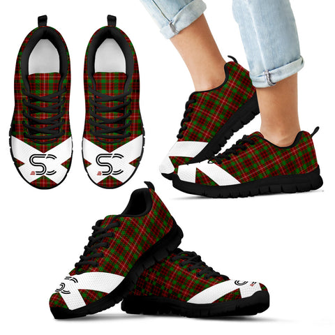 SC™ - Ainslie Tartan Sneakers TH8