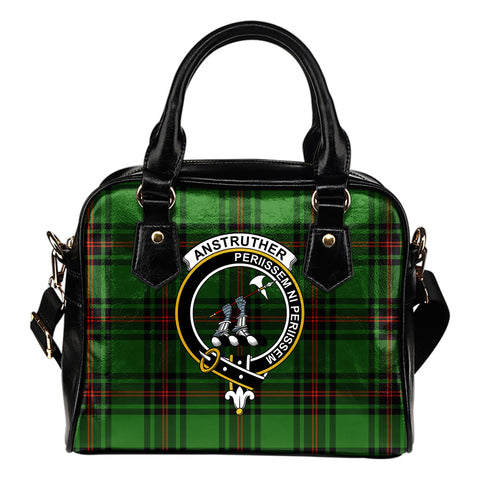 Anstruther Tartan Clan Shoulder Handbag | Special Custom Design