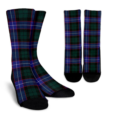 Hunter Modern clans, Tartan Crew Socks, Tartan Socks, Scotland socks, scottish socks, christmas socks, xmas socks, gift socks, clan socks