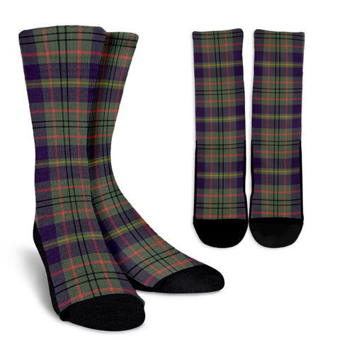 Taylor Weathered clans, Tartan Crew Socks, Tartan Socks, Scotland socks, scottish socks, christmas socks, xmas socks, gift socks, clan socks