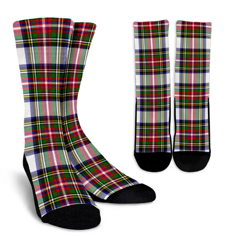 Stewart Dress Modern clans, Tartan Crew Socks, Tartan Socks, Scotland socks, scottish socks, christmas socks, xmas socks, gift socks, clan socks