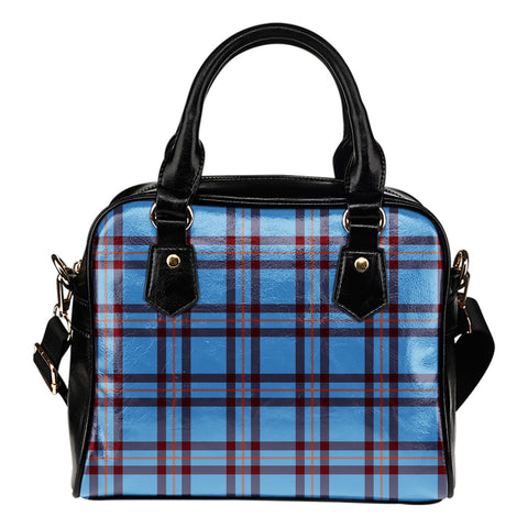 Elliot Ancient Tartan Shoulder Handbag for Women | Hot Sale | Scottish Clans