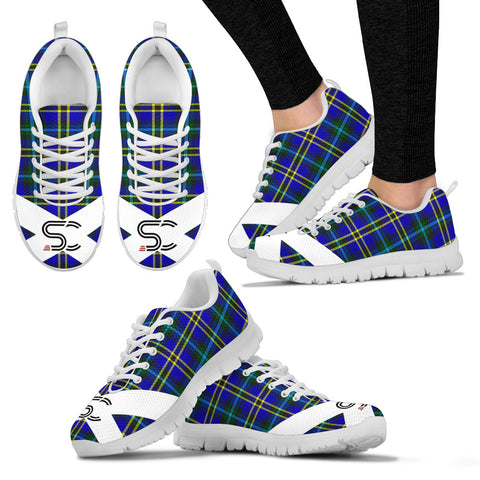 SC™ - Weir Modern Tartan Sneakers TH8