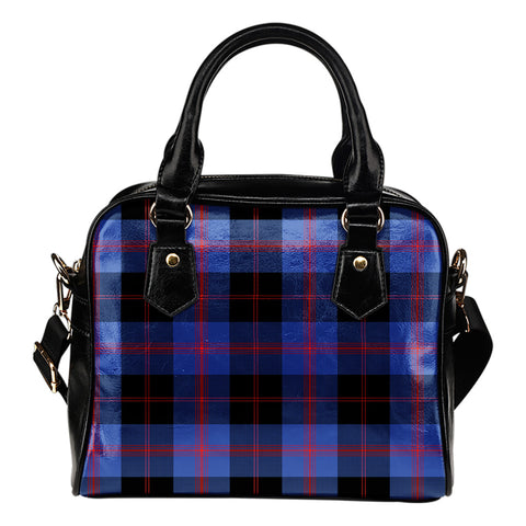 Angus Modern Tartan Shoulder Handbag for Women | Hot Sale | Scottish Clans