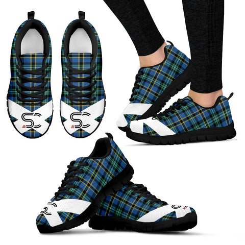 SC™ - Weir Ancient Tartan Sneakers TH8