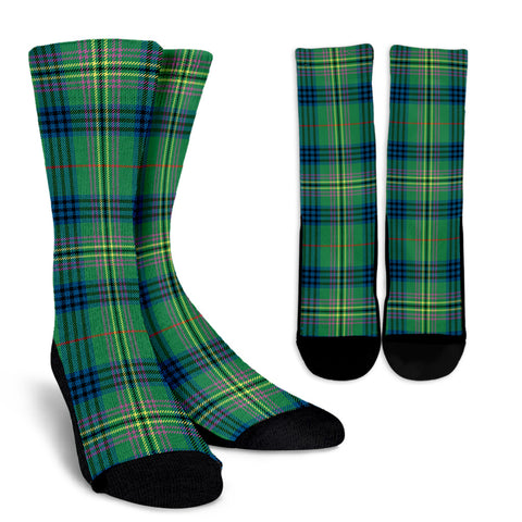 Kennedy Ancient clans, Tartan Crew Socks, Tartan Socks, Scotland socks, scottish socks, christmas socks, xmas socks, gift socks, clan socks