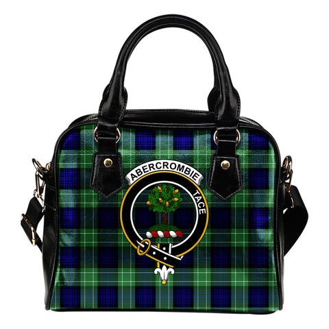 Abercrombie Tartan Clan Shoulder Handbag | Special Custom Design