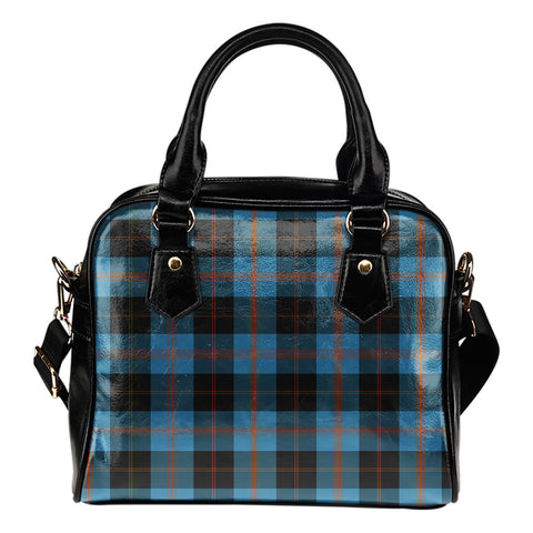 Angus Ancient Tartan Shoulder Handbag for Women | Hot Sale | Scottish Clans