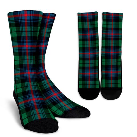 Urquhart Broad Red Ancient clans, Tartan Crew Socks, Tartan Socks, Scotland socks, scottish socks, christmas socks, xmas socks, gift socks, clan socks