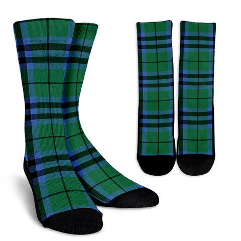 Keith Ancient clans, Tartan Crew Socks, Tartan Socks, Scotland socks, scottish socks, christmas socks, xmas socks, gift socks, clan socks