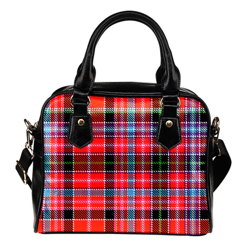 Aberdeen District Tartan Shoulder Handbag for Women | Hot Sale | Scottish Clans