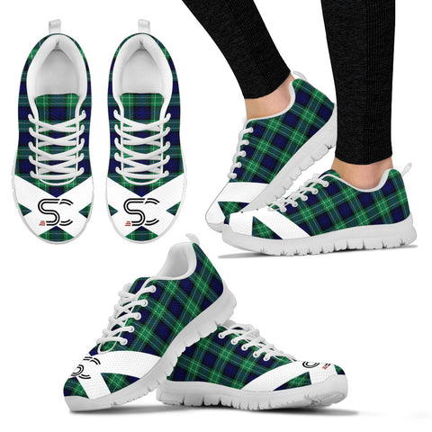 SC™ - Abercrombie Tartan Sneakers TH8