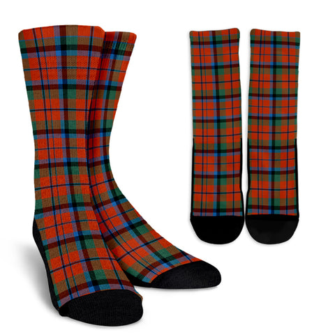 MacNaughton Ancient clans, Tartan Crew Socks, Tartan Socks, Scotland socks, scottish socks, christmas socks, xmas socks, gift socks, clan socks
