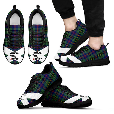 Image of Wood Modern Tartan Sneakers