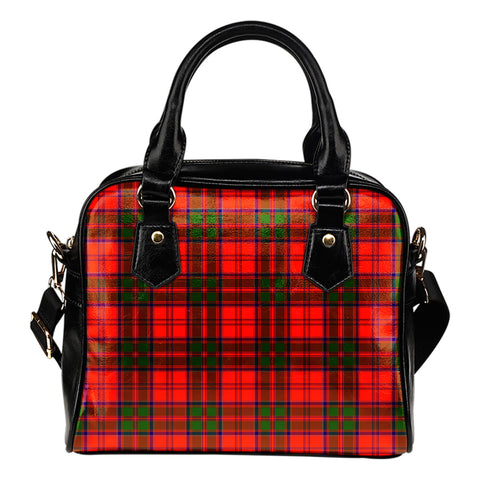 Grant Modern Tartan Shoulder Handbag for Women | Hot Sale | Scottish Clans