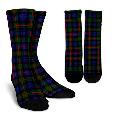 Murray of Atholl Modern clans, Tartan Crew Socks, Tartan Socks, Scotland socks, scottish socks, christmas socks, xmas socks, gift socks, clan socks