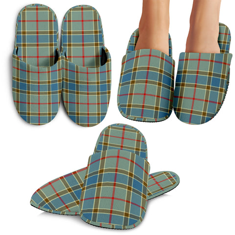 Balfour Blue, Tartan Slippers, Scotland Slippers, Scots Tartan, Scottish Slippers, Slippers For Men, Slippers For Women, Slippers For Kid, Slippers For xmas, For Winter
