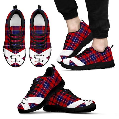 Wishart Dress Tartan Sneakers