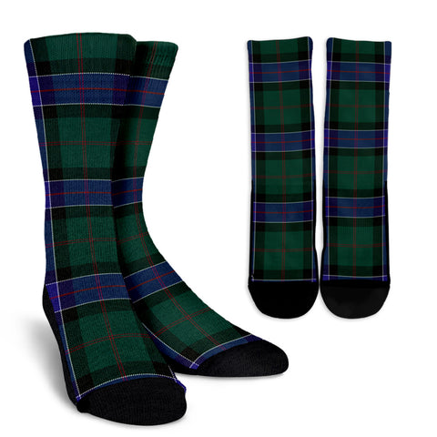Sinclair Hunting Modern clans, Tartan Crew Socks, Tartan Socks, Scotland socks, scottish socks, christmas socks, xmas socks, gift socks, clan socks