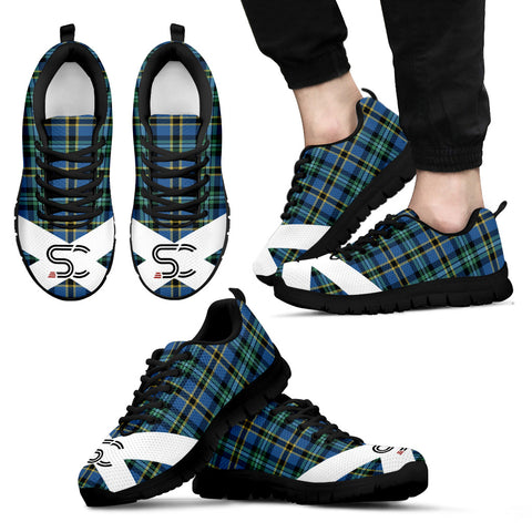 Weir Ancient Tartan Sneakers