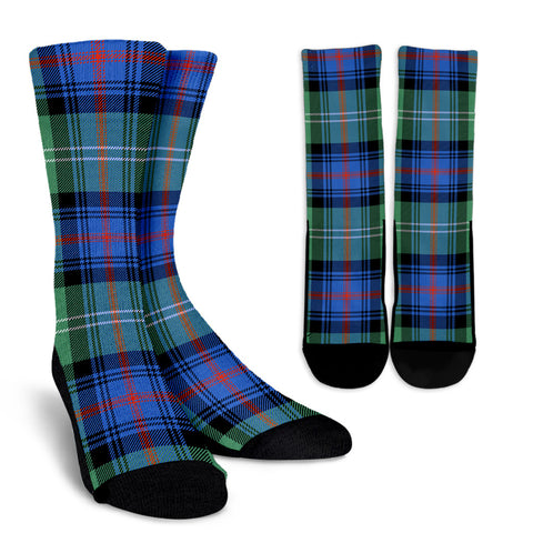 Sutherland Old Ancient clans, Tartan Crew Socks, Tartan Socks, Scotland socks, scottish socks, christmas socks, xmas socks, gift socks, clan socks