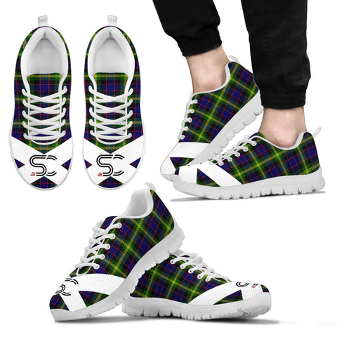 Image of SC™ - Watson Modern Tartan Sneakers TH8