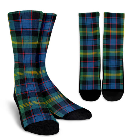 Watson Ancient clans, Tartan Crew Socks, Tartan Socks, Scotland socks, scottish socks, christmas socks, xmas socks, gift socks, clan socks