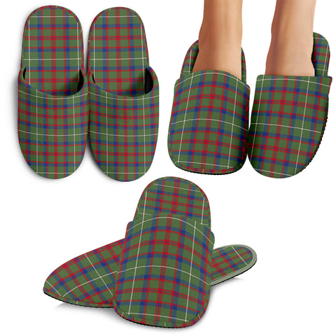Shaw Green Modern, Tartan Slippers, Scotland Slippers, Scots Tartan, Scottish Slippers, Slippers For Men, Slippers For Women, Slippers For Kid, Slippers For xmas, For Winter