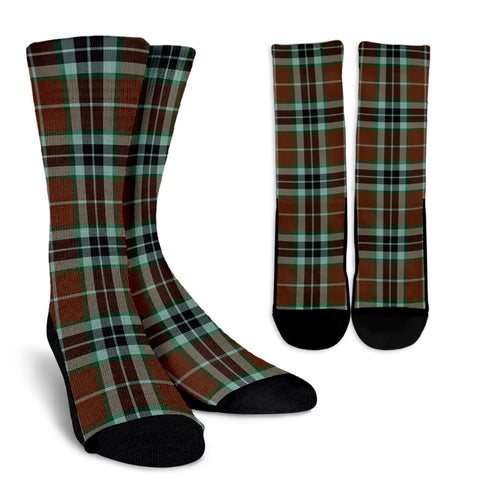 Thomson Hunting Modern clans, Tartan Crew Socks, Tartan Socks, Scotland socks, scottish socks, christmas socks, xmas socks, gift socks, clan socks