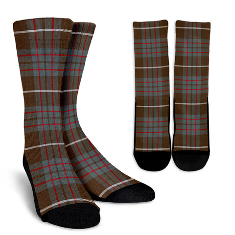 MacIntyre Hunting Weathered clans, Tartan Crew Socks, Tartan Socks, Scotland socks, scottish socks, christmas socks, xmas socks, gift socks, clan socks