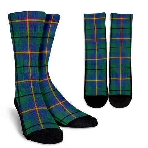 Carmichael Ancient clans, Tartan Crew Socks, Tartan Socks, Scotland socks, scottish socks, christmas socks, xmas socks, gift socks, clan socks