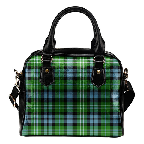 Arbuthnot Ancient Tartan Shoulder Handbag for Women | Hot Sale | Scottish Clans