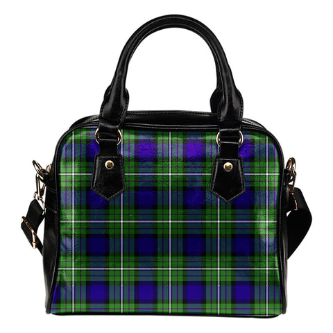 Alexander Tartan Shoulder Handbag for Women | Hot Sale | Scottish Clans