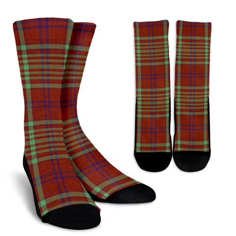 MacGillivray Hunting Ancient clans, Tartan Crew Socks, Tartan Socks, Scotland socks, scottish socks, christmas socks, xmas socks, gift socks, clan socks
