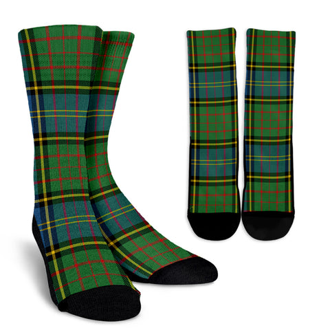 MacMillan Hunting Ancient clans, Tartan Crew Socks, Tartan Socks, Scotland socks, scottish socks, christmas socks, xmas socks, gift socks, clan socks