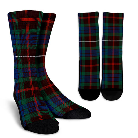 Fraser Hunting Ancient clans, Tartan Crew Socks, Tartan Socks, Scotland socks, scottish socks, christmas socks, xmas socks, gift socks, clan socks