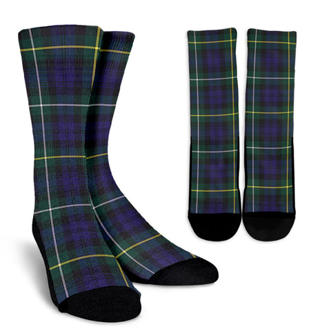 Campbell Argyll Modern clans, Tartan Crew Socks, Tartan Socks, Scotland socks, scottish socks, christmas socks, xmas socks, gift socks, clan socks