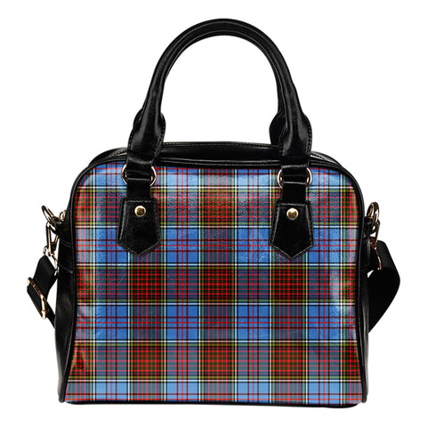 Anderson Modern Tartan Shoulder Handbag for Women | Hot Sale | Scottish Clans