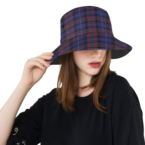 Pride Of Scotland Tartan Bucket Hat for Women and Men | Scottishclans.co