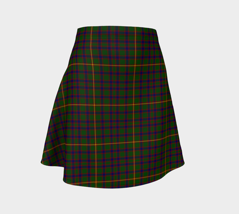 Tartan Flared Skirt - Hall